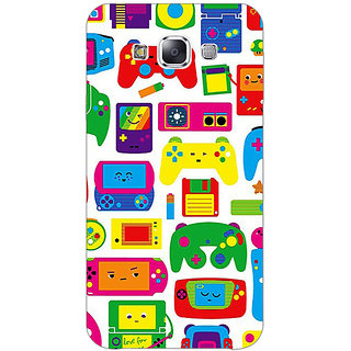 Jugaaduu Gamer Back Cover Case For Samsung Galaxy A3 - J571453
