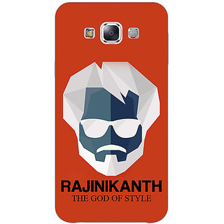 Jugaaduu Rajni Rajanikant Back Cover Case For Samsung Galaxy A3 - J571484