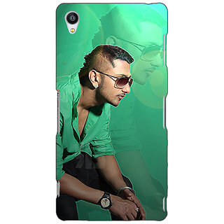 Jugaaduu Bollywood Superstar Honey Singh Back Cover Case For Sony Xperia Z4 - J581177
