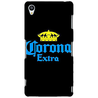 Jugaaduu Corona Beer Back Cover Case For Sony Xperia Z4 - J581241
