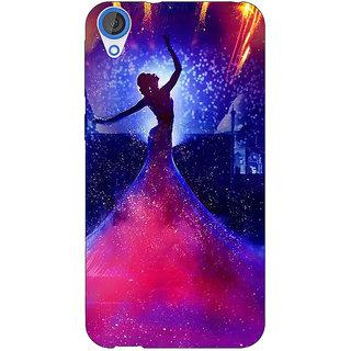 Jugaaduu Bollywood Superstar Deepika Padukone Back Cover Case For HTC Desire 826 - J591060