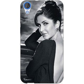 Jugaaduu Bollywood Superstar Katrina Kaif Back Cover Case For HTC Desire 826 - J591073