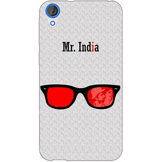 Jugaaduu Bollywood Superstar Mr. India Back Cover Case For HTC Desire 826 - J591089