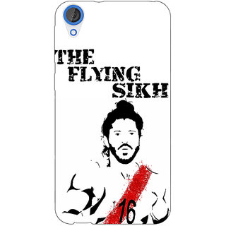 Jugaaduu Bollywood Superstar Milkha Singh Back Cover Case For HTC Desire 826 - J591107