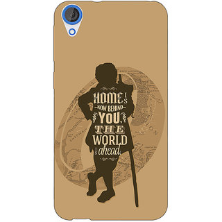 Jugaaduu LOTR Hobbit  Back Cover Case For HTC Desire 826 - J590368