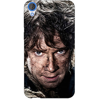 Jugaaduu LOTR Hobbit  Back Cover Case For HTC Desire 826 - J590373