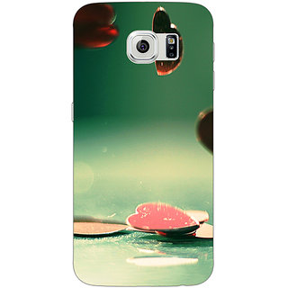 Jugaaduu Love In The Air Back Cover Case For Samsung S6 Edge - J600719