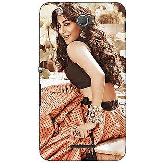 Jugaaduu Bollywood Superstar Chitrangada Singh Back Cover Case For Sony Xperia E4 - J621035