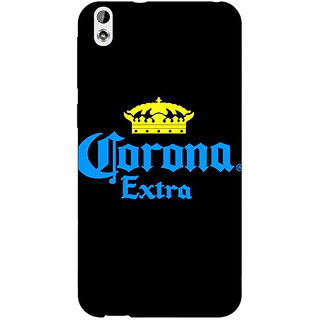 Jugaaduu Corona Beer Back Cover Case For HTC Desire 816 - J1051241