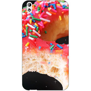 Jugaaduu Donut Back Cover Case For HTC Desire 816G - J1070696