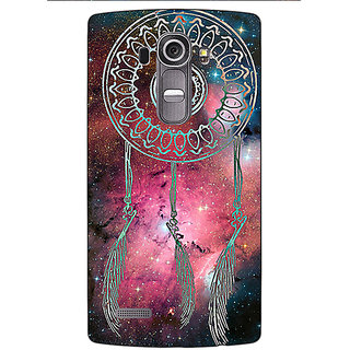 Jugaaduu Dream Catcher  Back Cover Case For LG G4 - J1100193