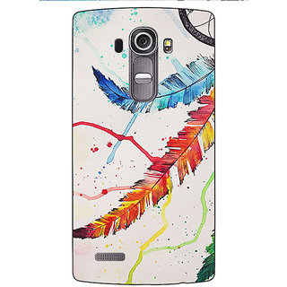 Jugaaduu Dream Catcher  Back Cover Case For LG G4 - J1100195