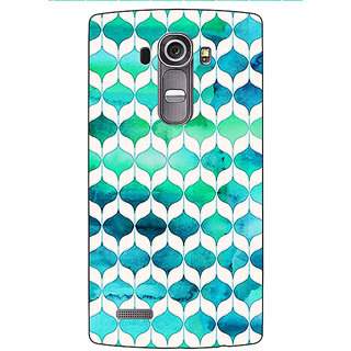 Jugaaduu Dream Patterns Back Cover Case For LG G4 - J1100252