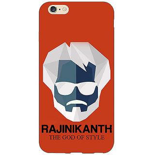 Jugaaduu Rajni Rajanikant Back Cover Case For Apple iPhone 6S Plus - J1091484