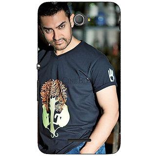 Jugaaduu Bollywood Superstar Aamir Khan Back Cover Case For Sony Xperia E4 - J620918