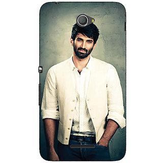 Jugaaduu Bollywood Superstar Aditya Roy Kapoor Back Cover Case For Sony Xperia E4 - J620948