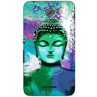 Jugaaduu Gautam Buddha Back Cover Case For Sony Xperia E4 - J621265