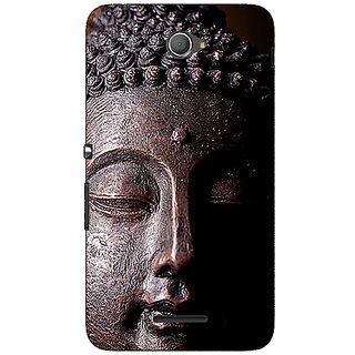 Jugaaduu Gautam Buddha Back Cover Case For Sony Xperia E4 - J621285