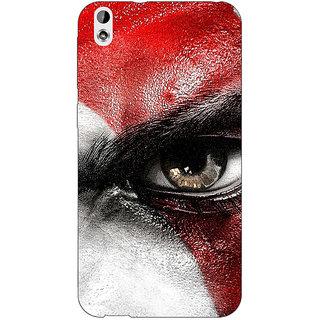 Jugaaduu God of War Back Cover Case For HTC Desire 816 - J1050854