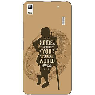 Jugaaduu LOTR Hobbit  Back Cover Case For Lenovo K3 Note - J1120368