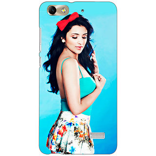 Jugaaduu Bollywood Superstar Parineeti Chopra Back Cover Case For Huawei Honor 4C - J850977
