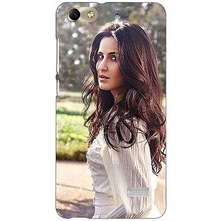 Jugaaduu Bollywood Superstar Katrina Kaif Back Cover Case For Huawei Honor 4C - J850981