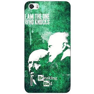 Jugaaduu Breaking Bad Heisenberg Back Cover Case For Huawei Honor 6 - J860423