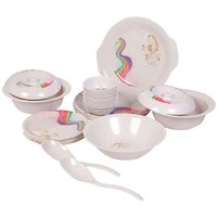 Diamond 32Pcs-Alfa-A-30 32 Pcs Diamond Dinner Set