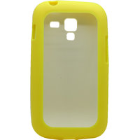 Snooky Transparent Hard Back Cover For Samsung Galaxy S Duos S7562 Td8962