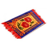 Shop 24x7-Pooja Assan Mat(set Of 2)