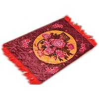 Shop 24x7-Pooja Assan Mat(set Of 2)-Design-4