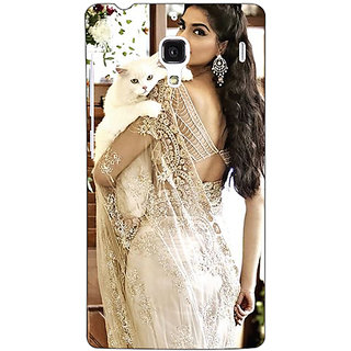 Jugaaduu Bollywood Superstar Sonam Kapoor Back Cover Case For Redmi 1S - J250998