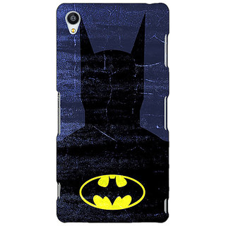 Jugaaduu Superheroes Batman Dark knight Back Cover Case For Sony Xperia Z3 - J260042