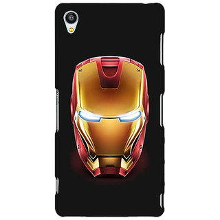 Jugaaduu Superheroes Ironman Back Cover Case For Sony Xperia Z3 - J260043