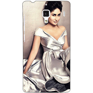 Jugaaduu Bollywood Superstar Kareena Kapoor Back Cover Case For Redmi 1S - J251007