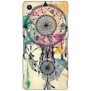 Jugaaduu Dream Catcher Back Cover Case For Sony Xperia Z3 - J260087