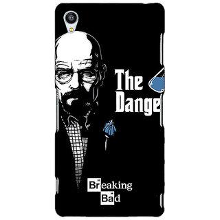 Jugaaduu Breaking Bad Heisenberg Back Cover Case For Sony Xperia Z3 - J260406