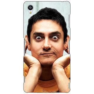 Jugaaduu Bollywood Superstar Aamir Khan Back Cover Case For Sony Xperia Z3 - J260934