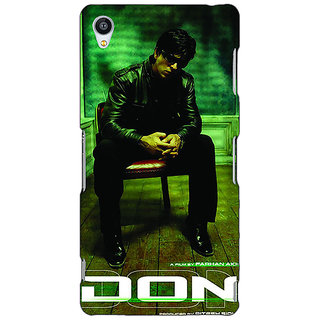 Jugaaduu Bollywood Superstar Don Shahrukh Khan Back Cover Case For Sony Xperia Z3 - J261114