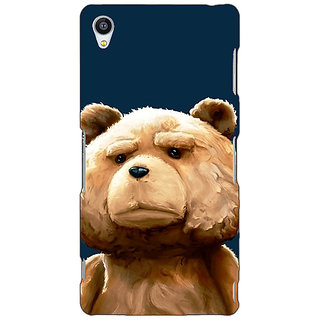 Jugaaduu TED Teddy Back Cover Case For Sony Xperia Z3 - J260491