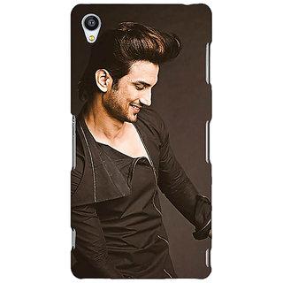 Jugaaduu Bollywood Superstar Sushant Singh Rajput Back Cover Case For Sony Xperia Z3 - J260949