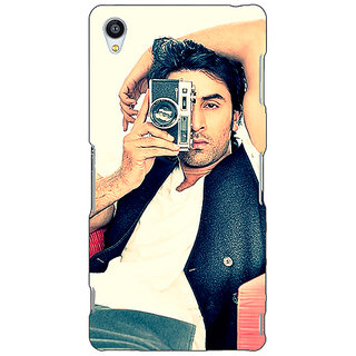 Jugaaduu Bollywood Superstar Ranbir Kapoor Back Cover Case For Sony Xperia Z3 - J260961