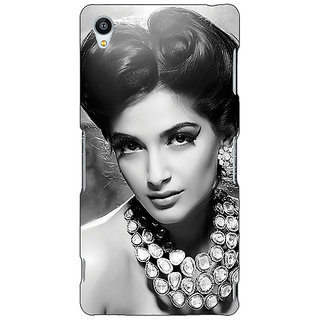 Jugaaduu Bollywood Superstar Sonam Kapoor Back Cover Case For Sony Xperia Z3 - J260971