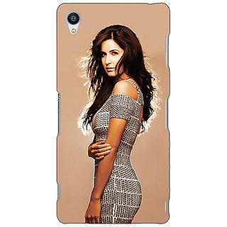 Jugaaduu Bollywood Superstar Katrina Kaif Back Cover Case For Sony Xperia Z3 - J260993