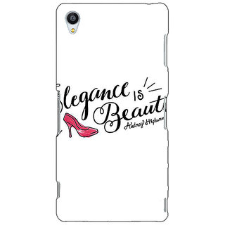 Jugaaduu Quotes Beautiful Back Cover Case For Sony Xperia Z3 - J261188