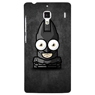 Jugaaduu Big Eyed Superheroes Batman Back Cover Case For Redmi 1S - J250395