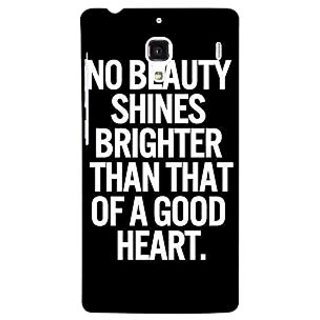 Jugaaduu Quote Back Cover Case For Redmi 1S - J251474