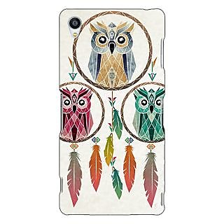 Jugaaduu Dream Catcher  Back Cover Case For Sony Xperia Z3 - J260197