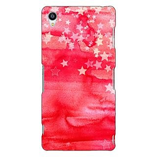 Jugaaduu Star Afternoon Pattern Back Cover Case For Sony Xperia Z3 - J260220