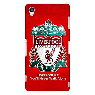 Jugaaduu Liverpool Back Cover Case For Sony Xperia Z3 - J260542